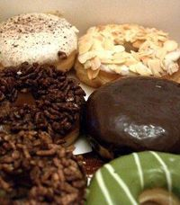 Tesco donuts
