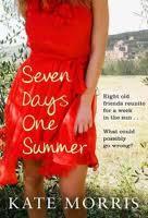 Seven days last summer kate morris