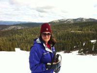Dodge ridge, skiing
